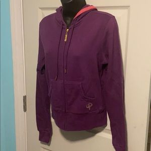 Junior girls Southpole purple Hoodie